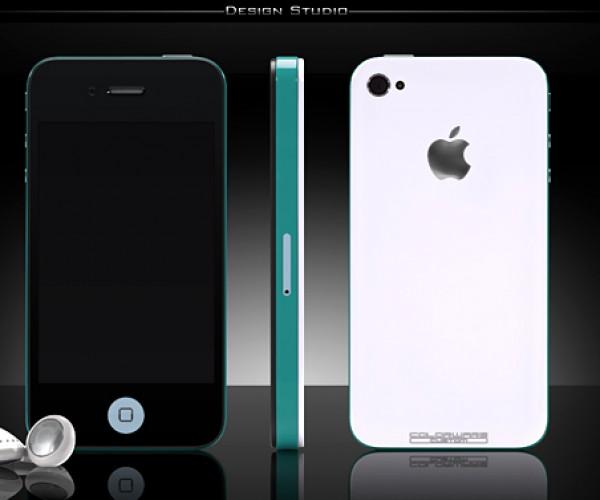 Surprise! Colorware Now Customizing iPhone 4