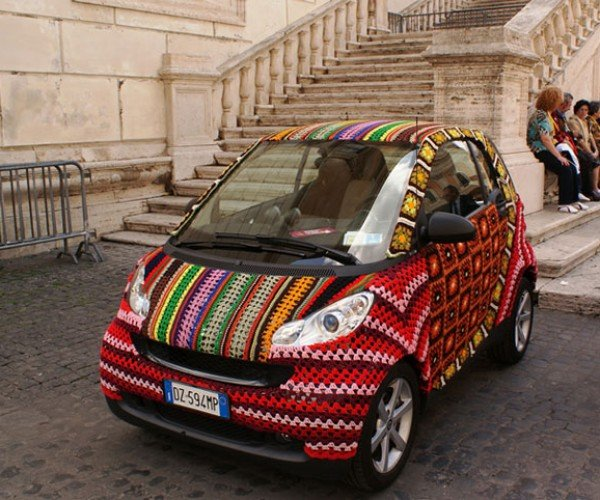 A Smart Car Can Indeed Get Uglier