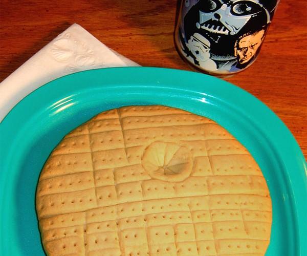 Death. Star. Cookie.
