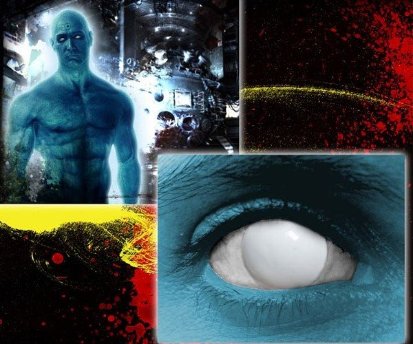Dr. Manhattan'S Eyes Can Now be Yours