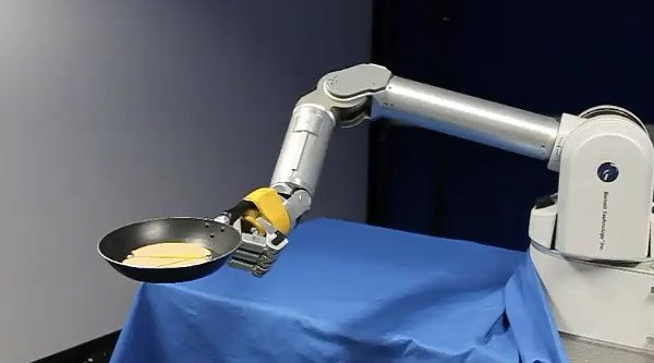 flippy the pancake flipping robot