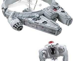 Flying R/C Millennium Falcon Does the Kessel Run in Just Under 12 Days