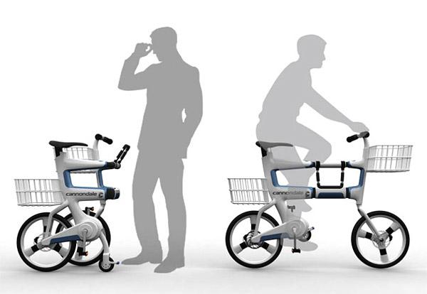 folding bike concept 2