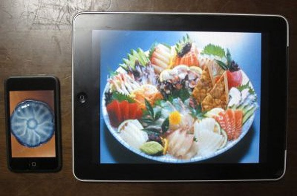 food_on_ipad