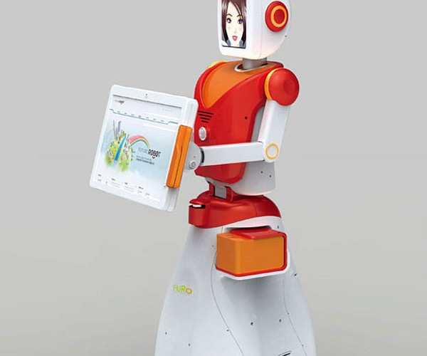 Furo the Emotional Future Robot: Aren'T They Supposed to Lack Feeling?