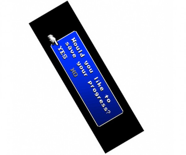 The Gamer'S Bookmark
