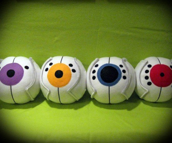 Glados Plush Cores Are Not Lies