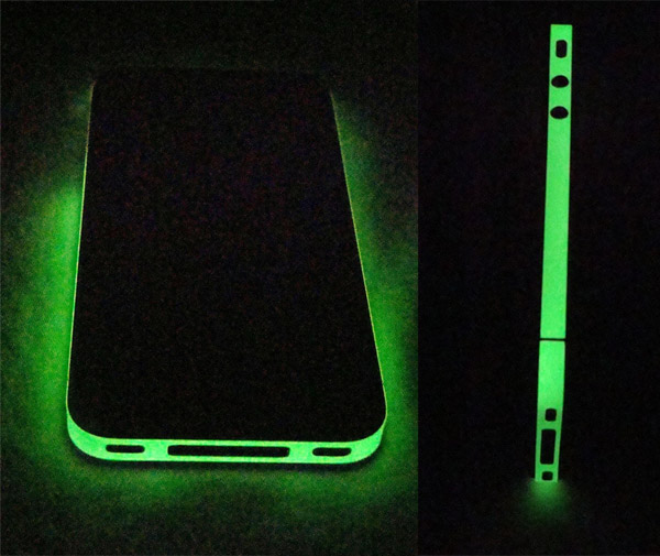 glow in the dark iphone 4
