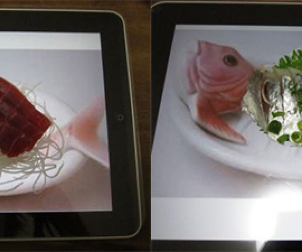 Idish: Turn Your iPad Into an Iplate for Your Ifood