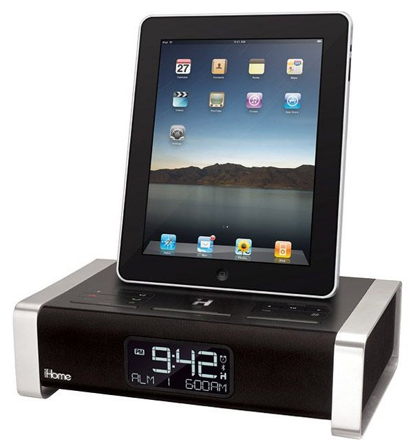 ihome_ipad_dock_alarm_clock