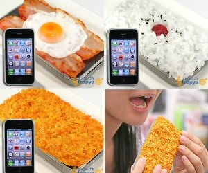 Weird Japanese Food iPhone Cases Make You Want to Eat Your Phone