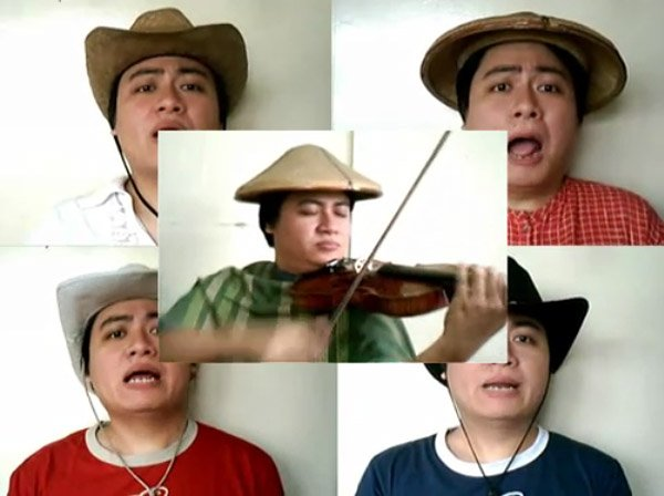 legend of zelda a capella violin