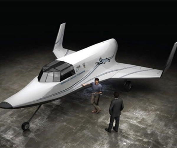 Xtraordinary Adventures Starts Booking Suborbital Space Flights