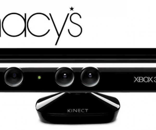 Kinect Preview at Macy'S: Freakin' Hardcore Yo
