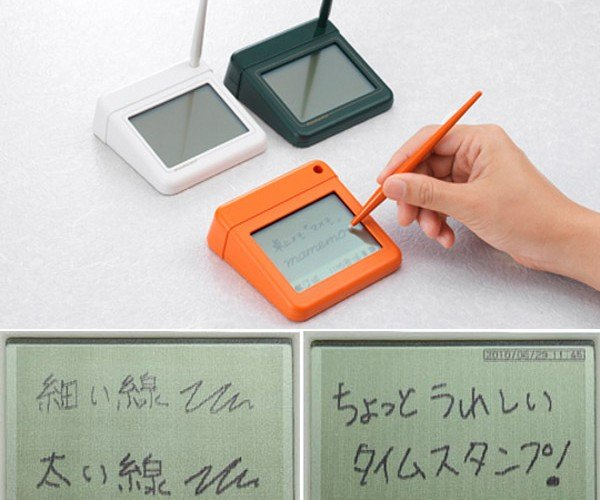 Mamemo Digital Notepad Perfect for Jotting Down Random Notes