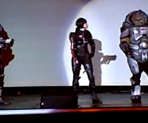 Mass Effect 2 Costumes Should have Won Best in Show
