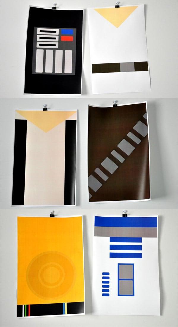 minimal_star_wars_posters