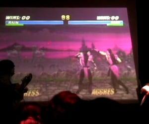 Modal Kombat: Guitar-Controlled Mortal Kombat
