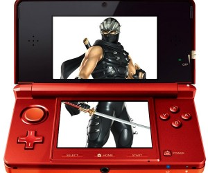 Ninja Gaiden 3DS: and There was Much Rejoicing (and Slicing)