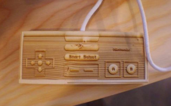 Nintendo-Wooden-Sculpture-3