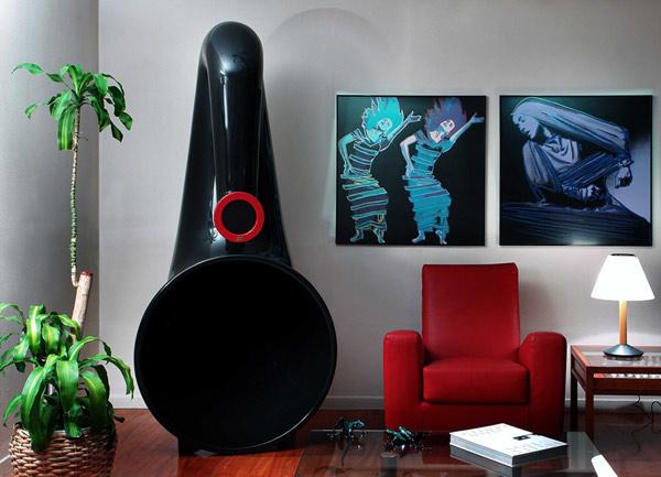 pnoe horn speakers 2