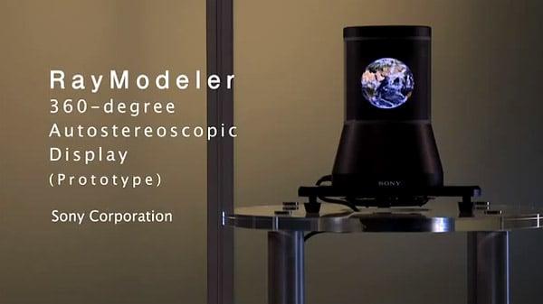 sony_auto_stereoscopic_360_degree_display
