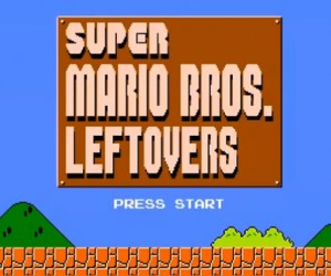Super Mario Bros. Leftovers: the Characters That Didn'T Make the Cut