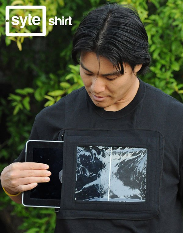 syte shirt ipad 1