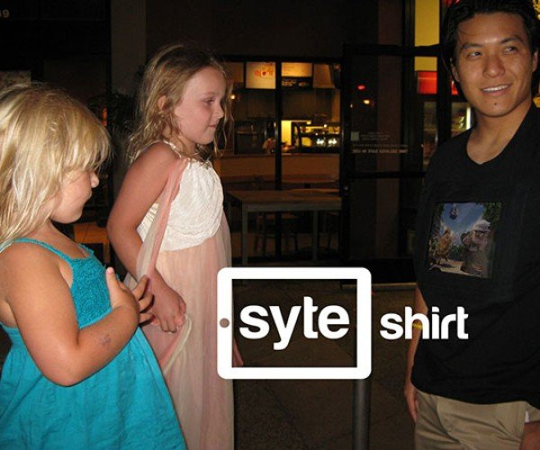 syte shirt ipad 4