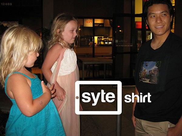 iPad Syte Shirt