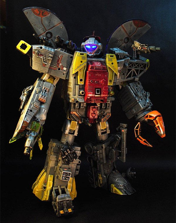 transformers omega supreme by uuser 1