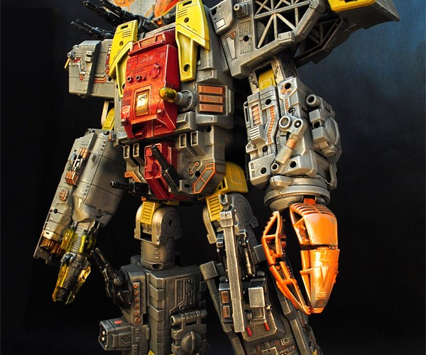 Unreal Transformers Masterpiece Omega Supreme Hits Ebay
