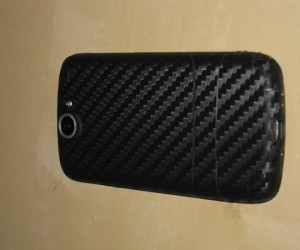 Nexus One Gets Wrapped in Carbon Fiber