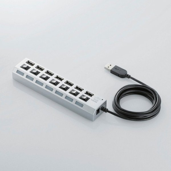 power strip usb japan hub