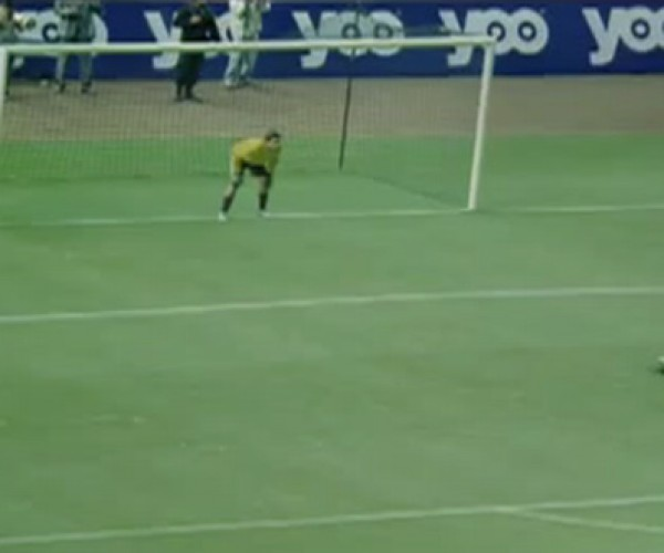 When Darth Vader Takes a Penalty Kick…