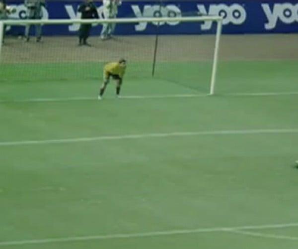 When Darth Vader Takes a Penalty Kick…