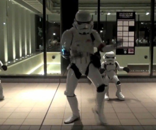 Japanese Dancin' Stormtrooper – the Special Edition With Pointless New Special Effects
