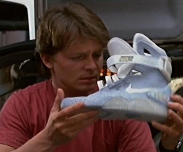 Nike Air MAG Marty Mcfly to Become a Reality?