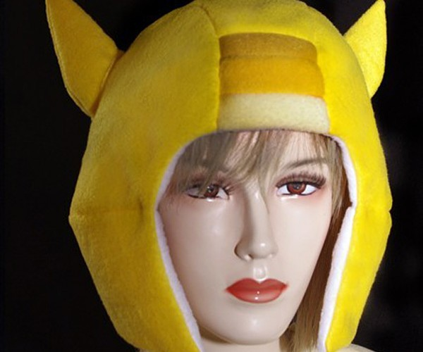 Bumblebee Hat Transforms You Into a Dork