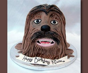 Bring Me the Head of Chewbacca on a Platter