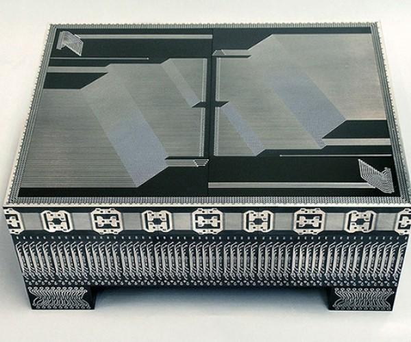 circuitry sculpture 2