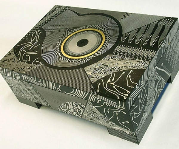 circuitry sculpture 3