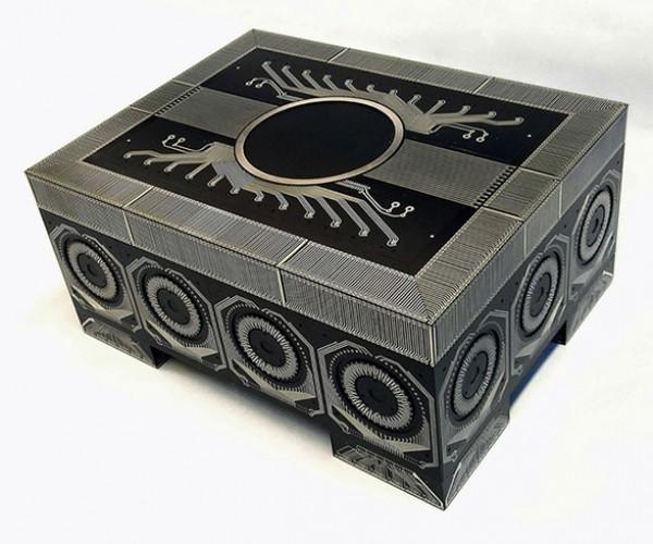 circuitry sculpture 4