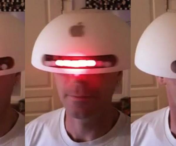 IMac Cylon: Battlestar Applactica