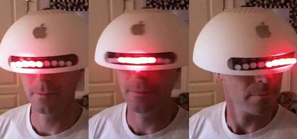 cylon imac helmet