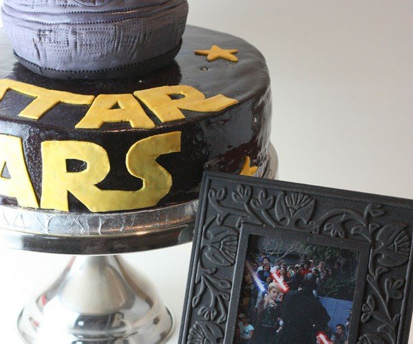Death Star Cake: the Empire Will Take Two Please