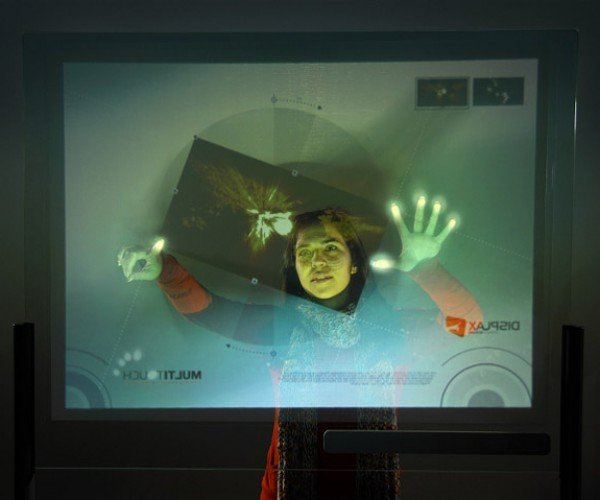 Displax Skin Turns Just About Anything Into a Touchscreen