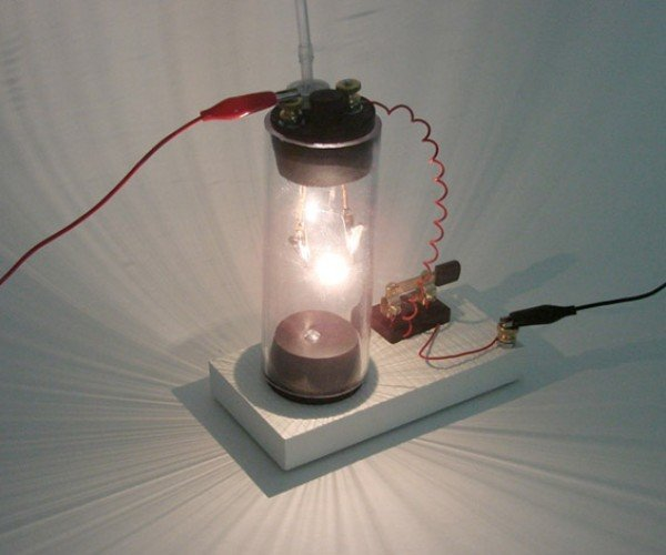 Make Like Edison and Build Your Own Lightbulb