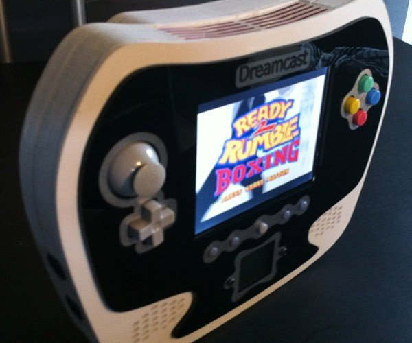 Dreamcast Portable 3: the New Handheld Champion