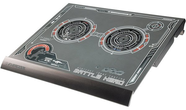 evercool battle hero cooling pad